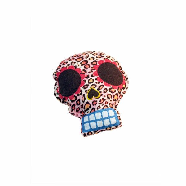 Sassafraz - Sugar Skull Rattle-onesie-baby-Little Misfits-tattoo-sleeves-trendy-baby-clothes-for-boys-girls-toddler