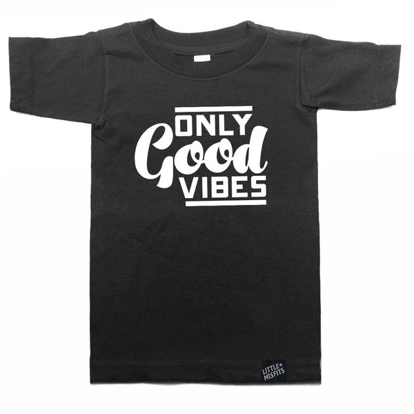 Only Good Vibes-onesie-baby-Little Misfits-tattoo-sleeves-trendy-baby-clothes-for-boys-girls-toddler