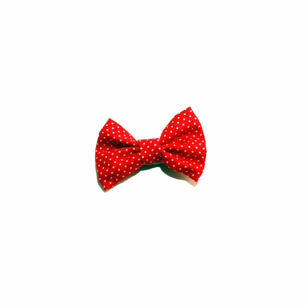 Red Dots - Prettylicious Hair Bows-onesie-baby-Little Misfits-tattoo-sleeves-trendy-baby-clothes-for-boys-girls-toddler