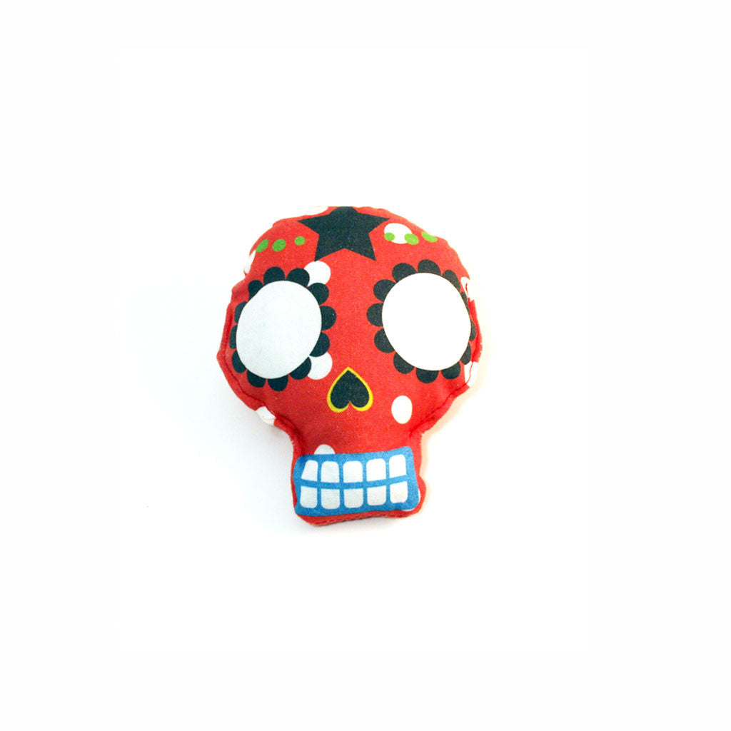 Señor Dots - Sugar Skull Rattle-onesie-baby-Little Misfits-tattoo-sleeves-trendy-baby-clothes-for-boys-girls-toddler