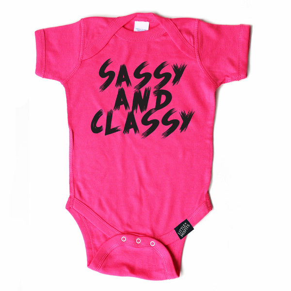 Sassy & Classy-onesie-baby-Little Misfits-tattoo-sleeves-trendy-baby-clothes-for-boys-girls-toddler
