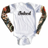 Inked-onesie-baby-Little Misfits-tattoo-sleeves-trendy-baby-clothes-for-boys-girls-toddler