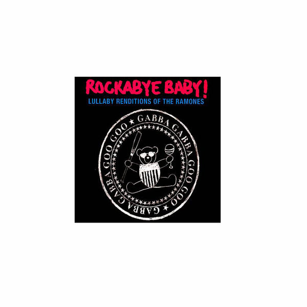 Ramones - Rockabye Baby-onesie-baby-Little Misfits-tattoo-sleeves-trendy-baby-clothes-for-boys-girls-toddler