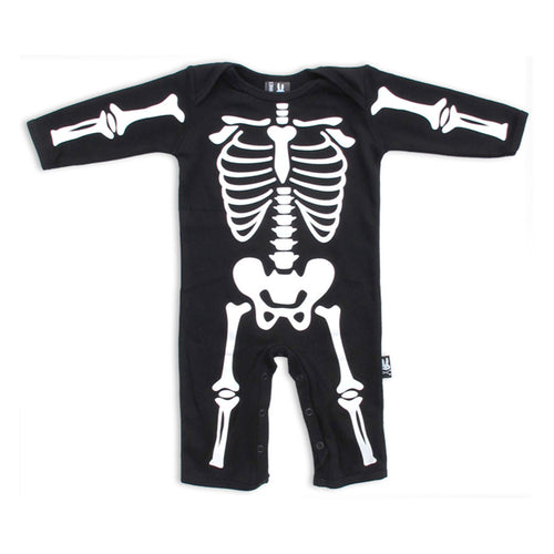 Full Body Skeleton Romper-onesie-baby-Six Bunnies-tattoo-sleeves-trendy-baby-clothes-for-boys-girls-toddler