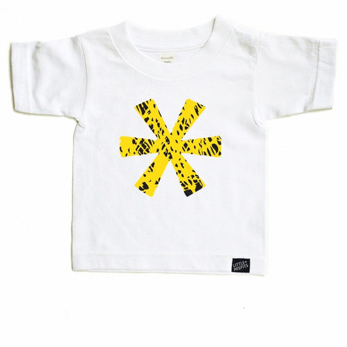 Asterisk - Dear Jack Foundation (DJF) - Toddler-onesie-baby-Little Misfits-tattoo-sleeves-trendy-baby-clothes-for-boys-girls-toddler