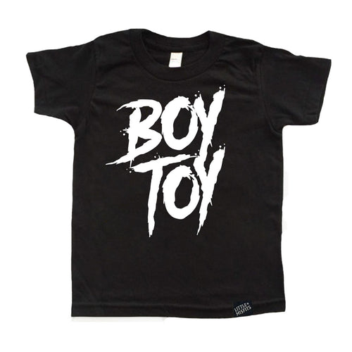 Boy Toy - Youth Shirt-onesie-baby-Little Misfits-tattoo-sleeves-trendy-baby-clothes-for-boys-girls-toddler