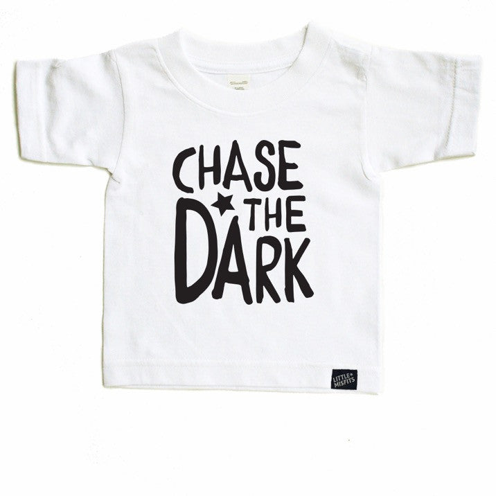 Chase the Dark - Dear Jack Foundation (DJF) - Toddler-onesie-baby-Little Misfits-tattoo-sleeves-trendy-baby-clothes-for-boys-girls-toddler