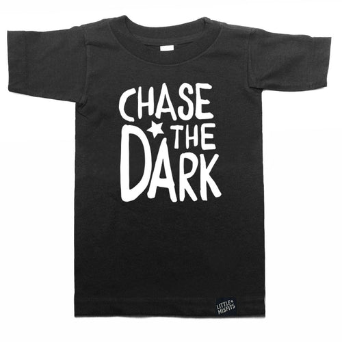 Chase the Dark - Dear Jack Foundation (DJF) - Youth-onesie-baby-Little Misfits-tattoo-sleeves-trendy-baby-clothes-for-boys-girls-toddler