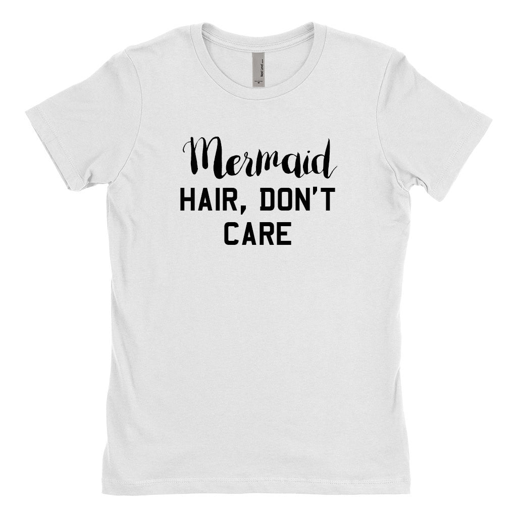 Mermaid Hair Shirt, Women's Urban Mermaid Streetwear T-shirt, Women's Urban Black Shirt, Funny T-Shirt, Edgy T-Shirt, Good Girls T-Shirt Tee-onesie-baby-Misfit Culture-tattoo-sleeves-trendy-baby-clothes-for-boys-girls-toddler