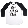 Shit Just Got Real + Big Sister Pregnancy Announcement Set-onesie-baby-Little Misfits-tattoo-sleeves-trendy-baby-clothes-for-boys-girls-toddler