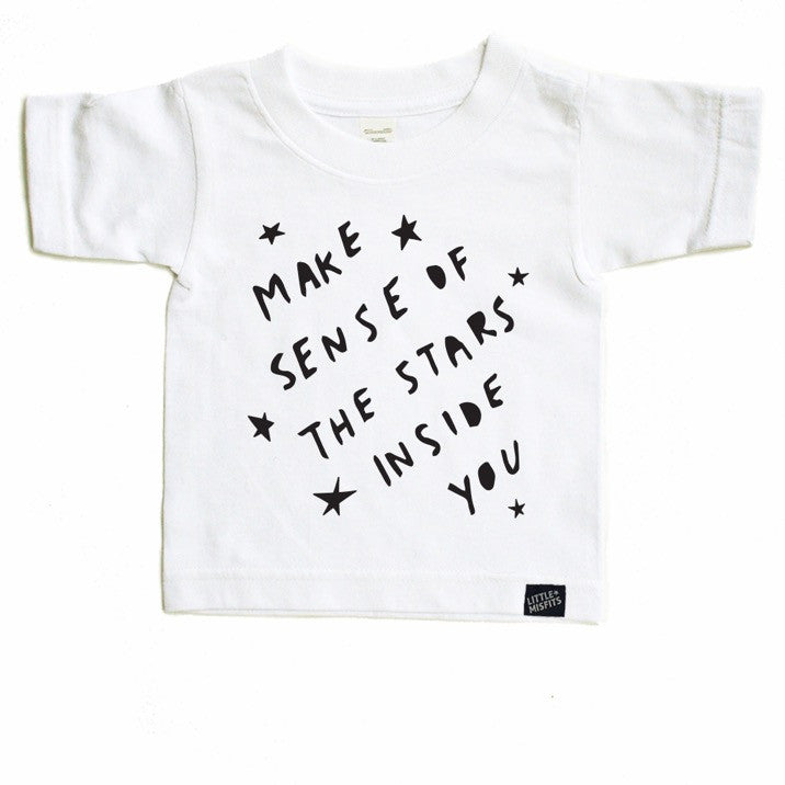Stars Inside You - Dear Jack Foundation (DJF) - Toddler-onesie-baby-Little Misfits-tattoo-sleeves-trendy-baby-clothes-for-boys-girls-toddler