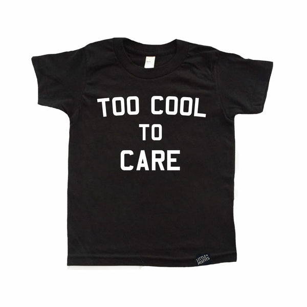 Too Cool to Care-onesie-baby-Little Misfits-tattoo-sleeves-trendy-baby-clothes-for-boys-girls-toddler