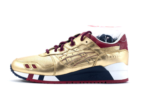 "Asics Gel Lyte III Ronnie Fieg ""USA Gold World Cup"""