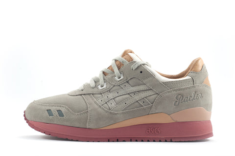 "Asics Gel Lyte III Packer Shoes ""Dirty Buck"""