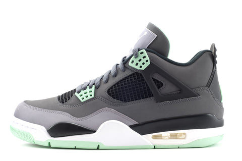 "Nike Air Jordan 4 Retro ""Green Glow"""