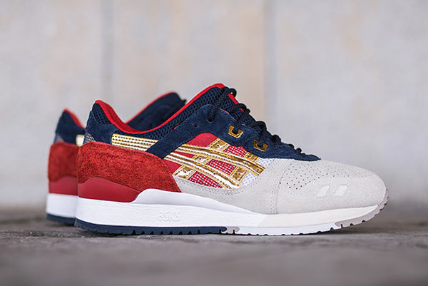 "Asics Gel Lyte III Concepts ""Boston Tea Party"""