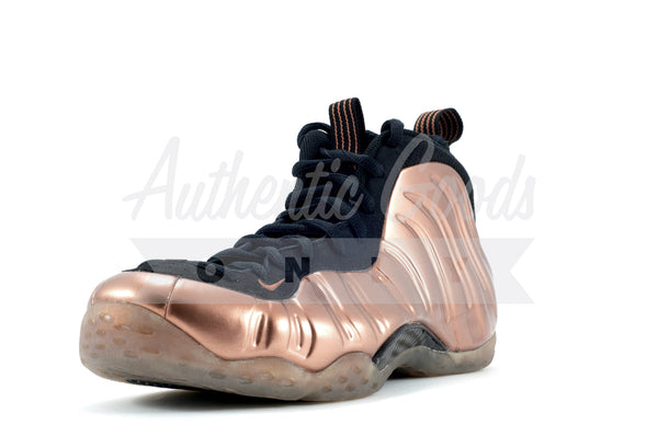 "Nike Air Foamposite One ""Dirty Copper"""