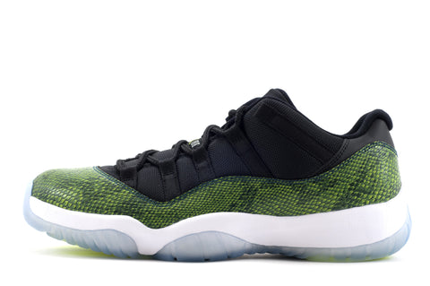 "Nike Air Jordan 11 Low Retro ""Snakeskin Nightshade"""