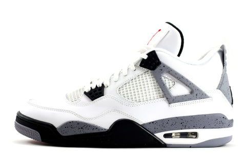 "Nike Air Jordan 4 Retro ""White Cement"""