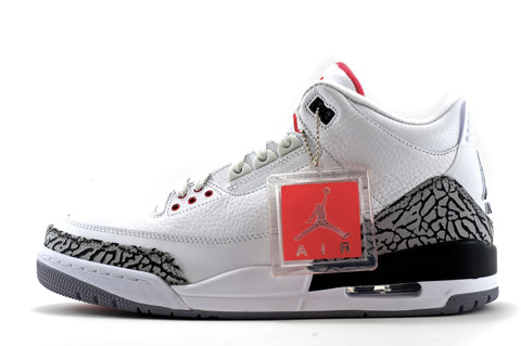 "Nike Air Jordan 3 Retro ""2011 Cement"""