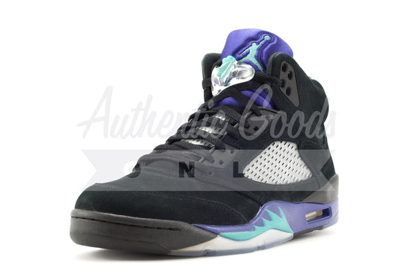 "Nike Air Jordan 5 Retro ""Black Grape"""