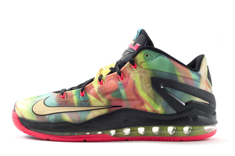 "Nike Max LeBron 11 Low SE ""Multicolor"""