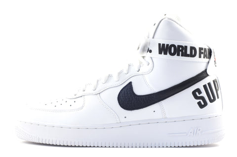 "Nike Air Force 1 High SP ""Supreme"""