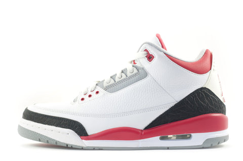 "Nike Air Jordan 3 Retro ""Fire Red"""