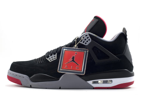 "Nike Air Jordan 4 Retro ""Bred"""