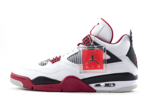 "Nike Air Jordan 4 Retro ""Fire Red"""