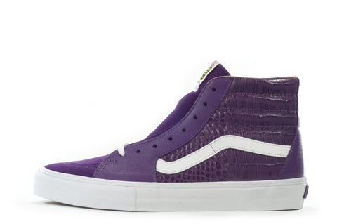 "Vans Concepts Syndicate Sk8 Hi ""Purple Croc"""