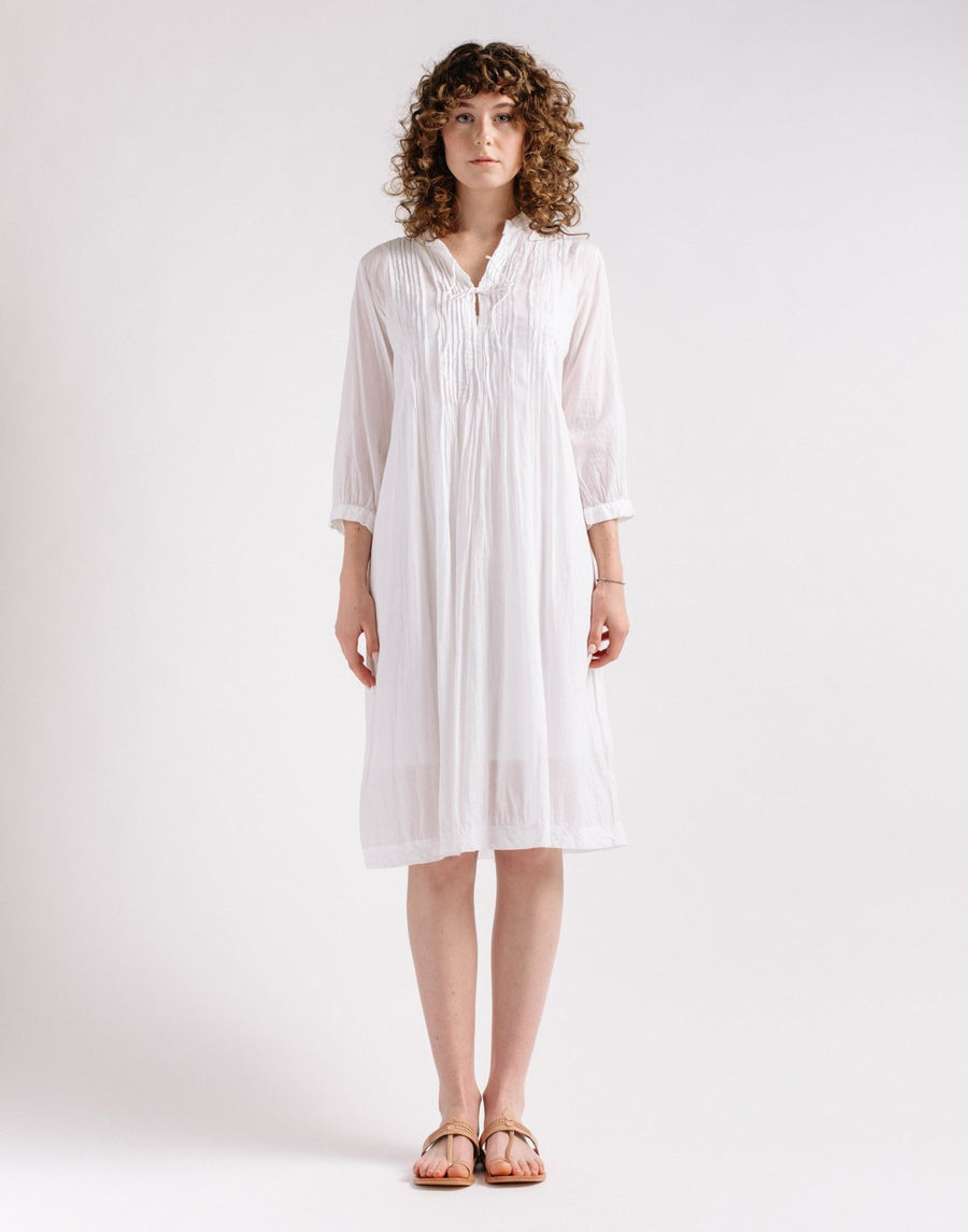 Aditi Dress, White
