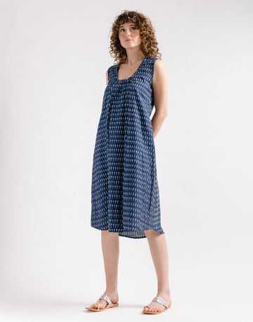 Puja Ikat Dress
