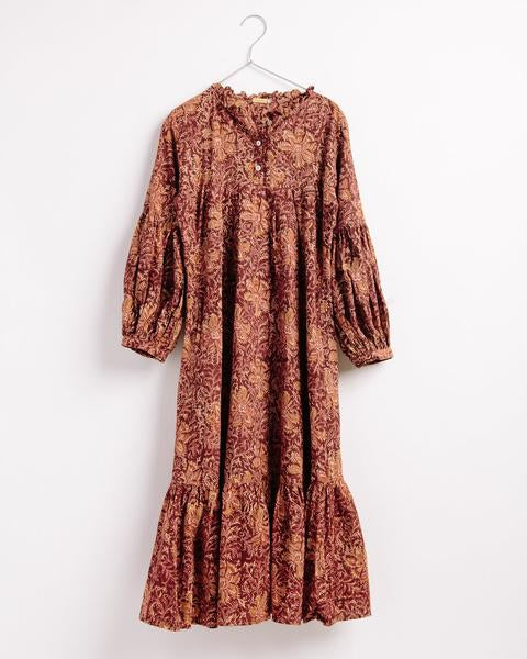 Razia Kalamkari Dress