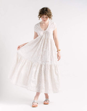 Sabina Tree of Life Dress