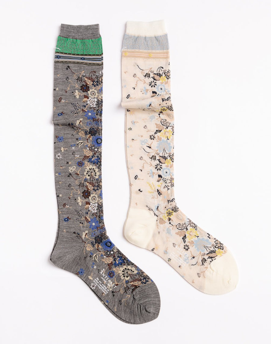 Antipast Happy Flower High Socks