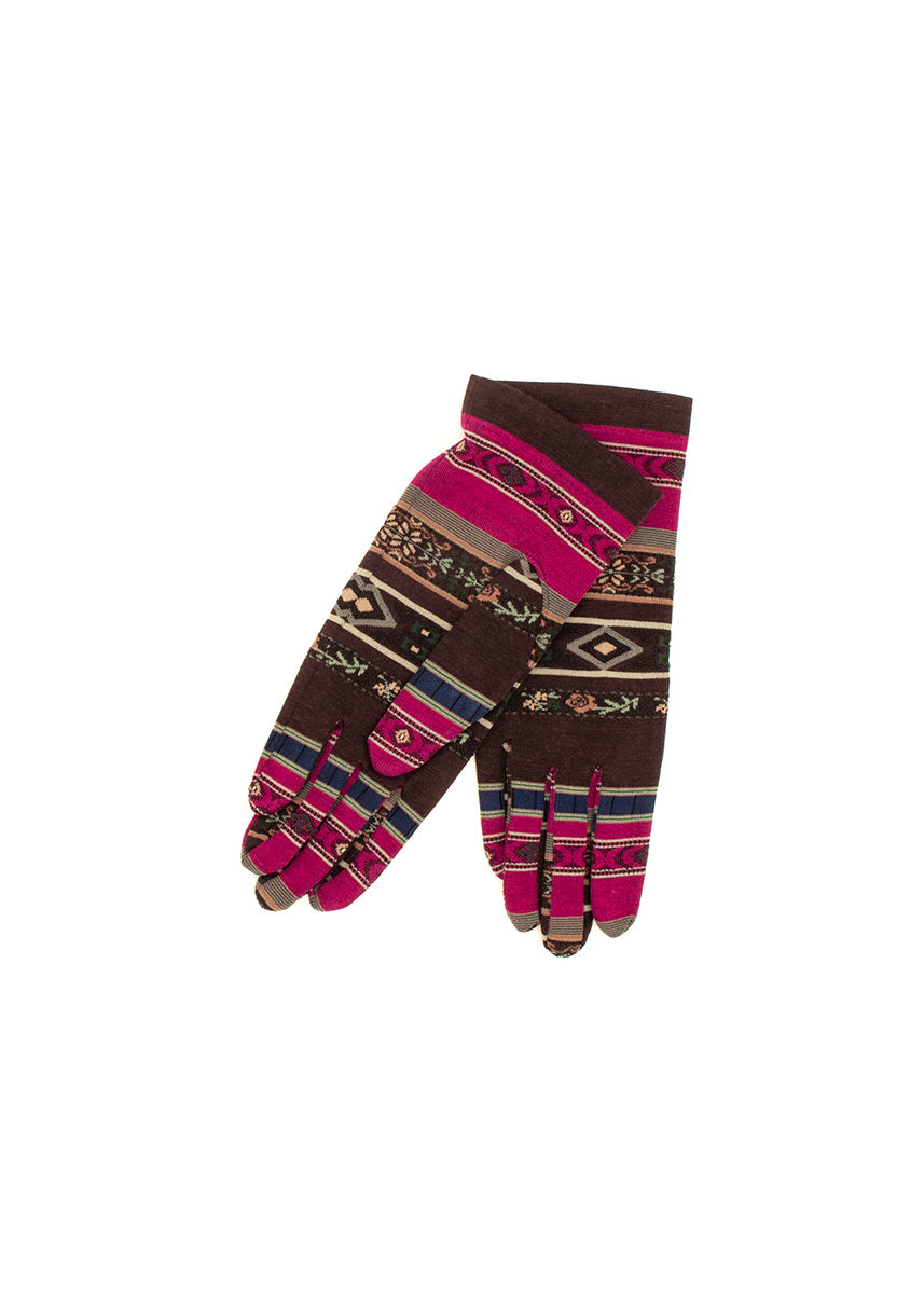 Antipast Tyrolean Stripe Gloves