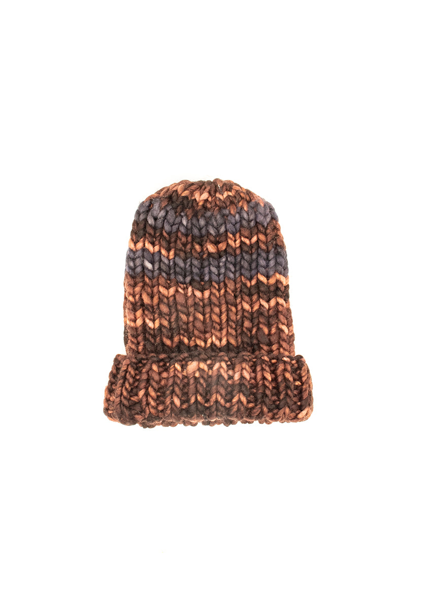 Fox + Willow Knitted Merino Hat