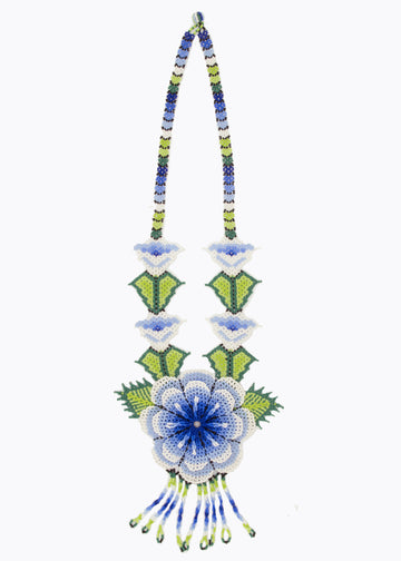 Huichol Necklace #4