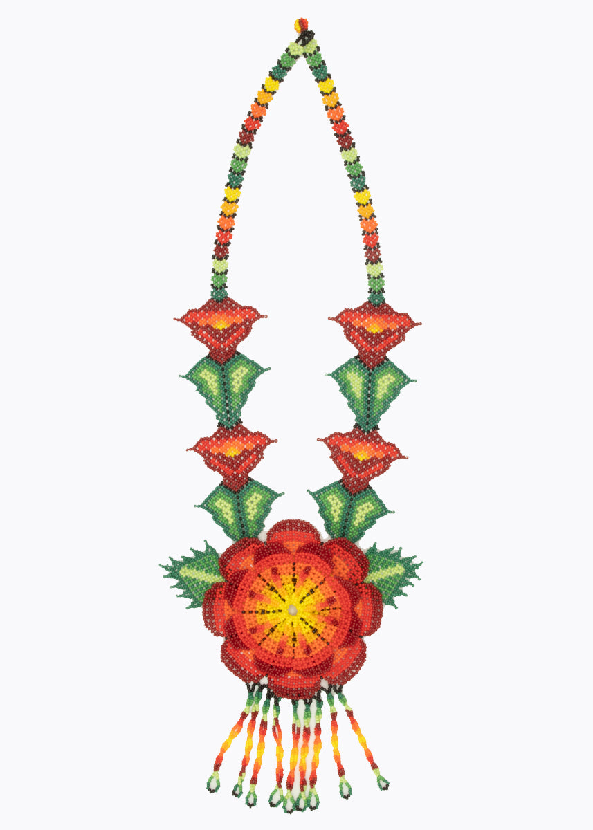 Huichol Necklace #5