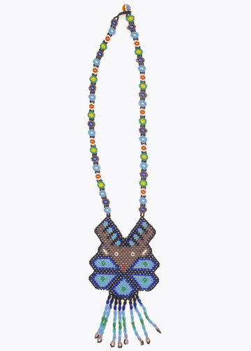 Huichol Necklace #9