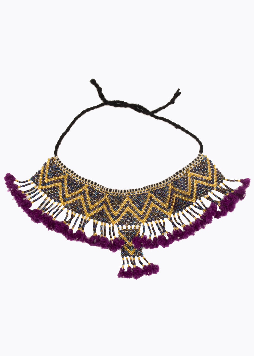 Rajasthan Beaded Necklace #5