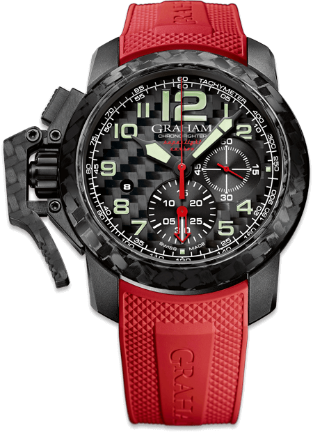 Graham Chronofighter Superlight SUPERLIGHT REF. 2CCBK.B11A