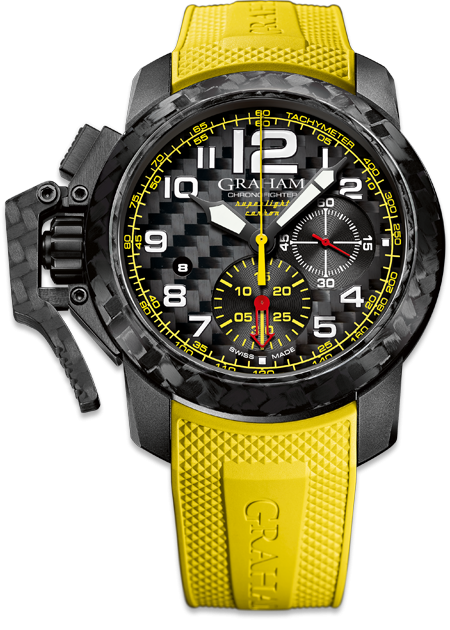 Graham Chronofighter Superlight SUPERLIGHT REF. 2CCBK.B15A