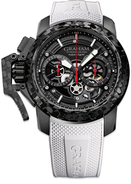 Graham Chronofighter Superlight CARBON SKELETON REF. 2CCBK.B25A.K102K