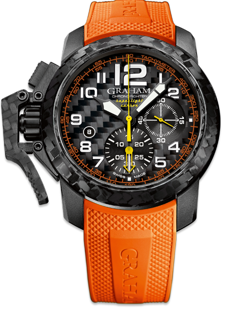 Graham Chronofighter Superlight SUPERLIGHT REF. 2CCBK.O01A