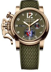 Graham Chronofighter Vintage Special Series Overlord Ltd Limited edition: 75 REF. 2CVAK.G05A
