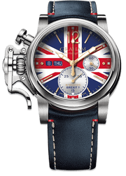 Graham Chronofighter Vintage Special Series Ltd Limited edition: 100 REF. 2CVAS.U12A