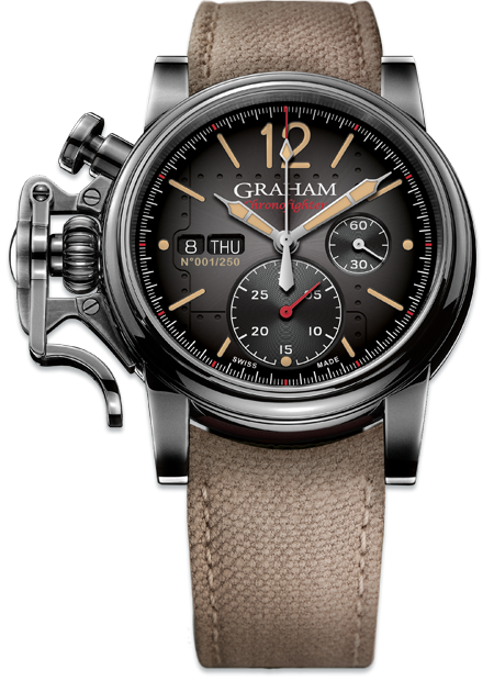 Graham Chronofighter Vintage Aircraft AIRCRAFT LTD Limited edition: 250 REF. 2CVAV.B18A