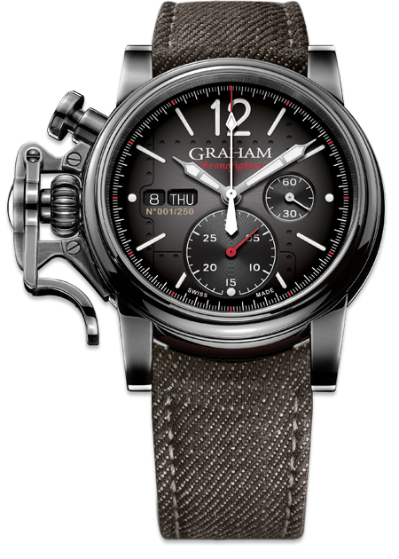 Graham Chronofighter Vintage Aircraft AIRCRAFT LTD Limited edition: 250 REF. 2CVAV.B19A